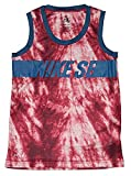 NIKE SB Boys Dri Fit Tank Top Team Red Blue Small