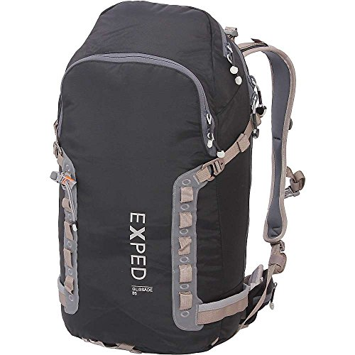 Exped Glissade 35 Snow Backpack Black