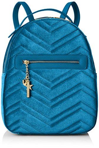 LYDC Amy - Bolso mochila Mujer Azul (Blue 005)