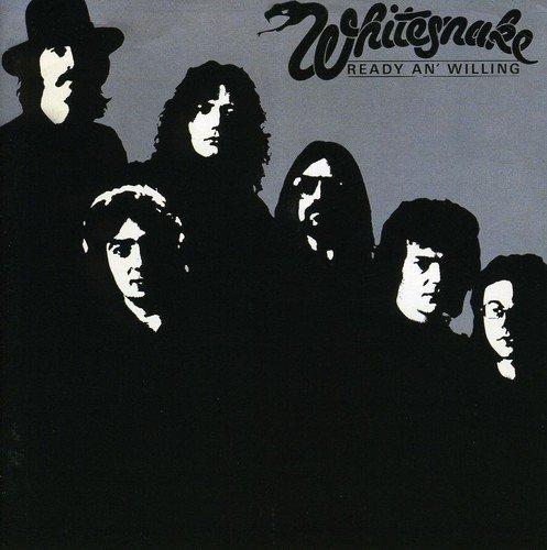 Whitesnake: Ready An' Willing-Remaster (Audio CD)