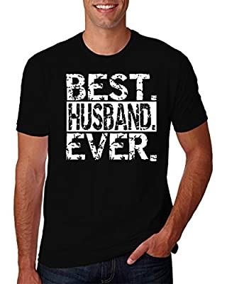 Hot Ass Tees BeSt HuSbAnD eVeR fAtHeR's DaY yEaR rOuNd FuNnY T-Shirt