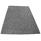 Spares2go Universal Large Aluminium Large Mesh Filter For all Makes Of Cooker Hood/ Extractor Fan Vent (90 x 47cm, Cut to Size)