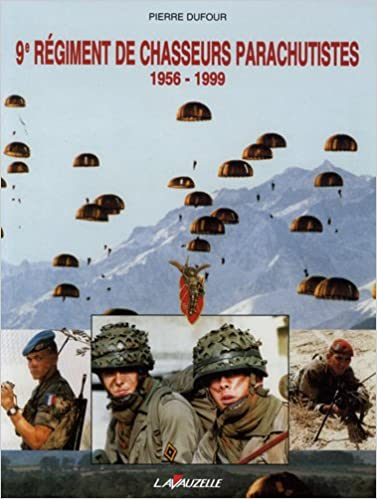 9e Regiment de Chasseurs Parachutistes