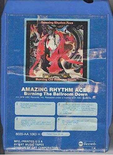 AMAZING RHYTHM ACES: Burning the Ballroom Down -3259 8 Track Tape (Amazing Rhythm Aces Burning The Ballroom Down)