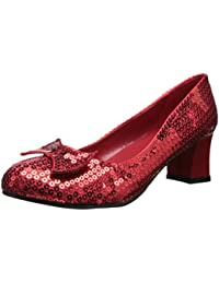 Judy Adult Costume Shoes - Size 9