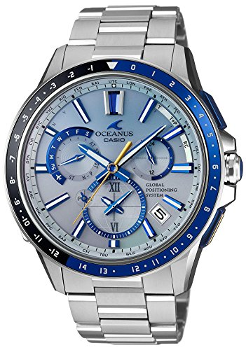 CASIO OCEANUS GPS OCW-G1100C-7AJF MENS JAPAN IMPORT