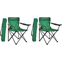 Bino Katlanır Kamp Sandalyesi 2 Adet