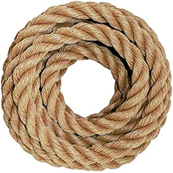Commercial Arborist Twisted 3 Strand Line with Polyolefin Core SGT KNOTS Poly Dacron Rope 1//2 inch Chemical Moisture UV 600 feet DIY Marine Abrasion /& Weather Resistant