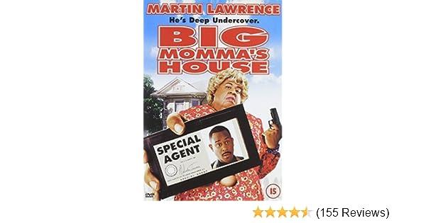 Amazon.com: Big Mommas House [Region 2]: Martin Lawrence, Nia Long, Paul Giamatti, Jascha Washington, Terrence Howard, Anthony Anderson, Ella Mitchell, ...