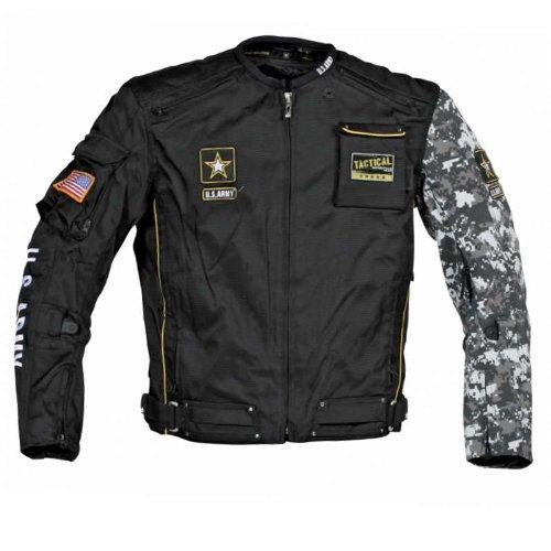 Army Alpha Textile Jacket - 1