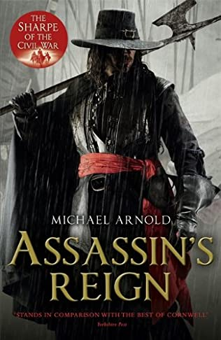book cover of Assassin\'s Reign