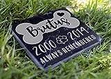 Memorial Pet Headstone - Always Remembered - D9