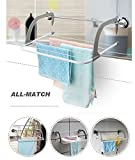 IDEAS HOME - Multifunction Foldable Outdoor Clothes Drying Closet Bathroom Window