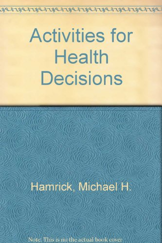 Activities for Health Decisions