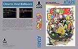 CLOWNS & BALLOONS, ATARI 5200