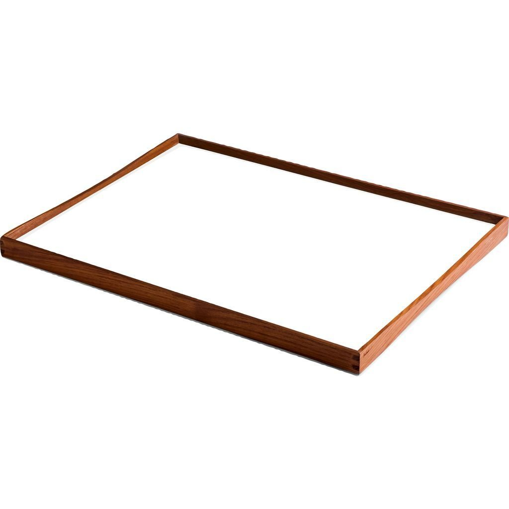 Architectmade Turning Tray | Black Desert/Alaska White - Large (38x51 cm)