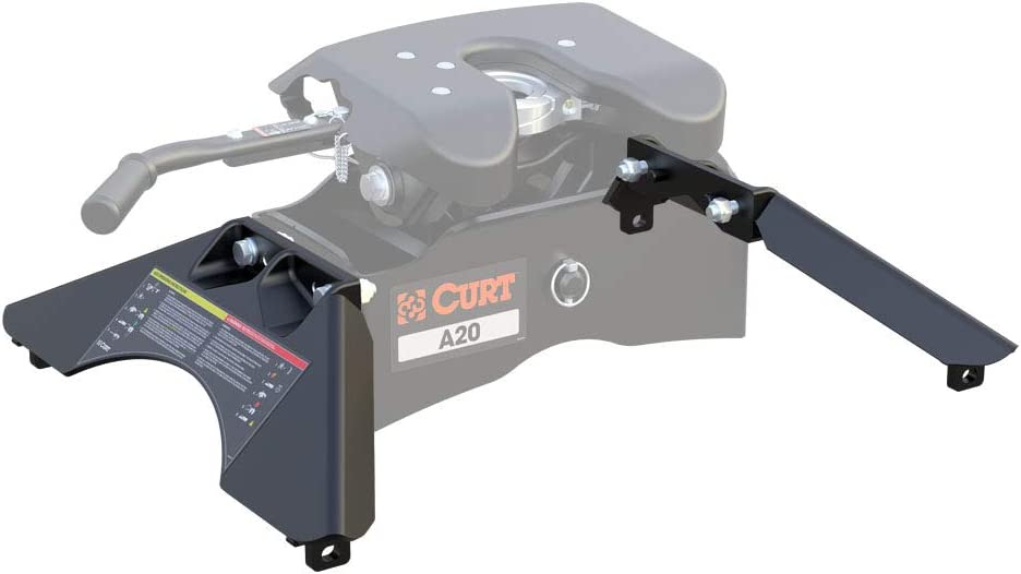 CURT 16906 Replacement Legs for CURT A20 Fifth Wheel Hitch Head #16540