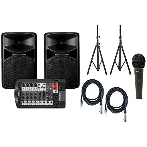 Yamaha STAGEPAS 400I Portable Microphone