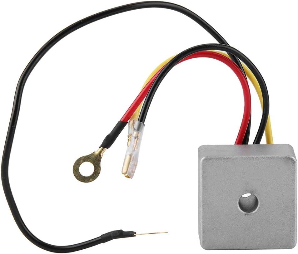 Voltage Regulator Rectifier Fits 1992 /& Up Club Car Gas DS /& Carryall Models 1015777 102711201