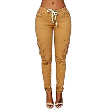 8f5fdd2dcafde HCMONSTER Jeans Bonbons Couleurs Élastique Sexy Maigre Crayon Jeans pour  Les Femmes Leggings Jeans Femme Taille Haute Pantalon en Denim à Section  Fine: ...