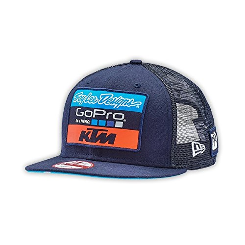 Troy Lee Designs Youth 2016 Team KTM Snapback Hat - Racing Team Hat