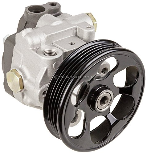Subaru Pump Power Steering - New Power Steering Pump For Subaru Forester & Impreza - BuyAutoParts 86-01458AN New