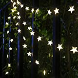 Xingpold Solar Star String Lights