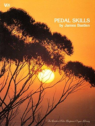 PEDAL SKILLS MUSIC BOOK WR6 Level 2(BASTIEN OLDER BEGINNER ORGAN LIBRARY)