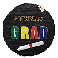 """Congrats Grad Pinata 16"""""""