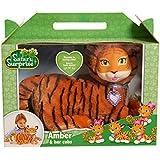 "Puppy Surprise 42319 Safari Surprise Amber Tiger 12"" Plush (Pack of 6)"