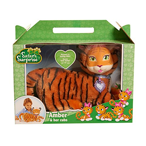 - Puppy Surprise 42319 Safari Surprise Amber Tiger 12