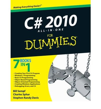 C# 2010 All-in-One For Dummies (For Dummies (Computers)) (Paperback) - Common