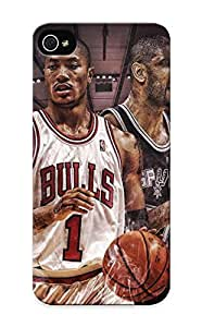 AlCFfL-91-OyjXR Faddish Nba Playoffs Case Cover For Iphone ipod touch4 With Design For Christmas Day's Gift