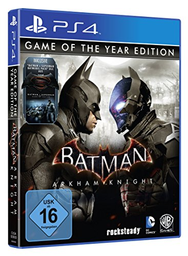 Batman Arkham Knight, PS4-Blu-ray Disc (Game of the Year Edition)