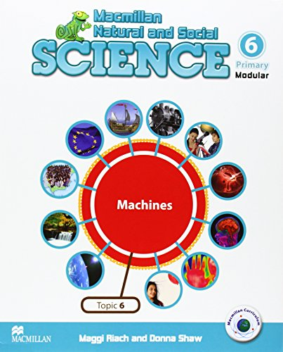 Descargar Libro Ep 6 - Medio - Mns Science 6 Unit 6 - Machines Aa.vv.