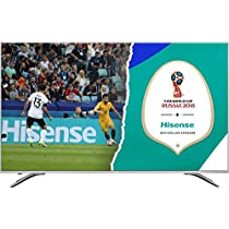 Scopri la Smart TV Hisense UHD 4K da 43''/50''/55''/65'' esclusiva Amazon.it
