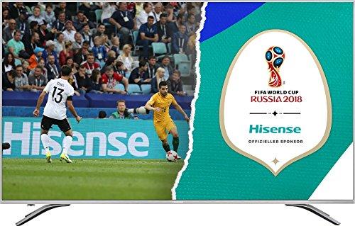 Hisense H50AE6400126cm (50inch) LED Television (Ultra HD, HDR, Triple...