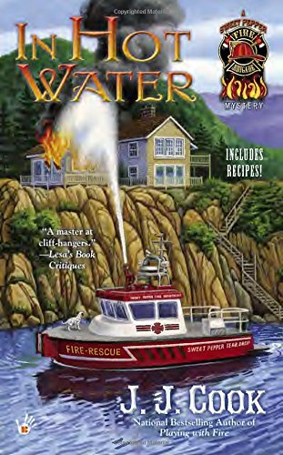 book cover of In Hot Water