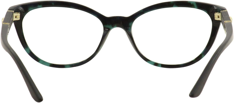 Versace Womens VE3219Q Eyeglasses 54mm