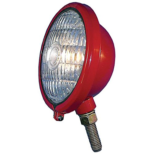 357885R94-12V New 12 Volt Head Light Lamp Made For Farmall Tractor A B C Cub H M MV 100 + (Farmall H 12 Volt)