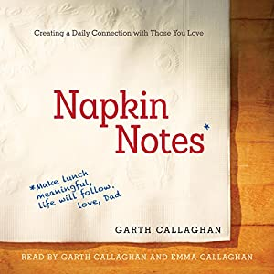 Napkin Notes Audiobook