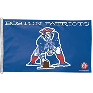 New England Patriots logotipo oficial 3x 5bandera Banner