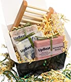 UpBeat -100% Natural Handmade Soap Set.Premium Olive Oil Soap Bars with Coconut Oil & Sweet Almond Oil.A pure & natural soap moisturizing for skin rejuvenation. Perfect for men,women,children & gifts