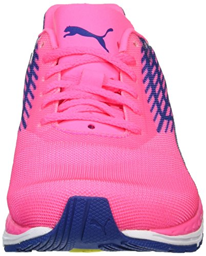 White 100 R Damen Blue Wn Puma true puma 03 Laufschuhe Knockout Speed Ignite Pink Pink qHfWWag