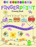 img - for [(Ed Emberley Fingerprint Drawing Book )] [Author: E. Emberley] [Aug-2005] book / textbook / text book