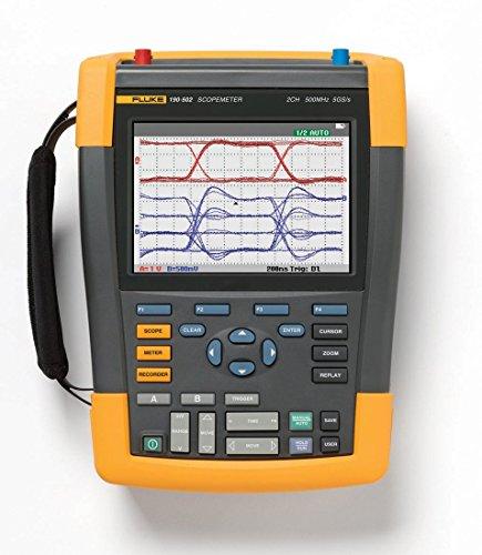 Fluke ScopeMeter Handheld Oscilloscope Multimeter product image