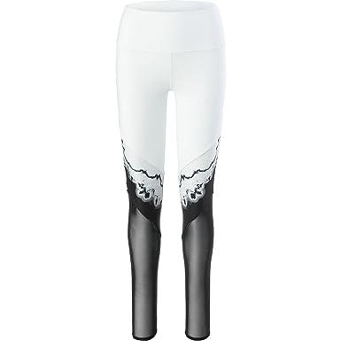 Alo Yoga Para Mujer Leggins - Blanco -: Amazon.es: Ropa y ...