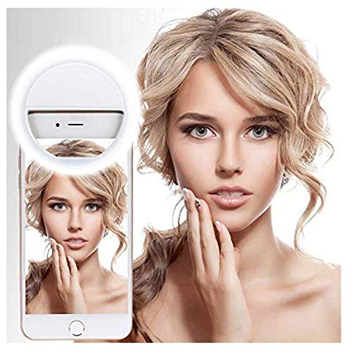 Mini Led Selfie Ring Light - Flash