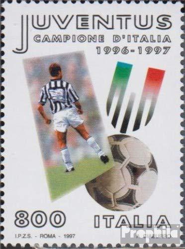 Prophila Collection Italia 2508 Juventus Turin Francobolli per i ...