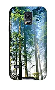 New Style 8473775K82468564 Hot Aero Woods Tpu Case Cover Compatible With Galaxy S5